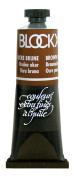 Blockx Brown Ochre Light Oil Paint, 35ml Tube