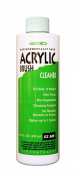EZ Air Acrylic Brush Cleaner Bottle, 470ml