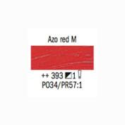 Royal Talens Van Gogh Oil Colour 200 ml Tube - Azo Red Medium
