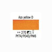 Royal Talens Van Gogh Oil Colour 200 ml Tube - Azo Yellow Deep