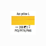 Royal Talens Van Gogh Oil Colour 200 ml Tube - Azo Yellow Light