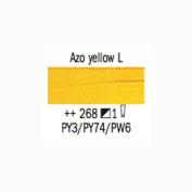 Royal Talens Van Gogh Oil Colour 200 ml Tube - Azo Yellow Light