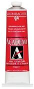Grumbacher 150-ml Academy Oil Colour Paint, Grumbacher Red