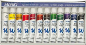 Maries Water Colour Paints 12ml 12ct