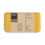 R & F Encaustic 40ml Paint, Naples Yellow
