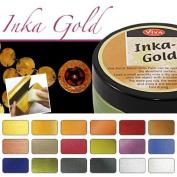 Viva Decor Inka Gold Elegant Metal Finish with Beeswax, Cobalt Blue, 62.5 Grammes