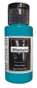 Badger Air-Brush Company, 60ml Bottle Minitaire Airbrush Ready, Water Based Acrylic Paint,Ghost Tint