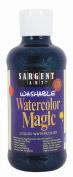 Sargent Art 22-9050 240ml Glitter Watercolour Magic, Blue