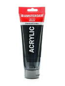 Amsterdam Standard Series Acrylic Paint oxide black 250 ml