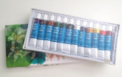Artist Watercolour 12 Colours 12ml Watercolour Painting Paint Set
