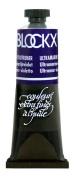 Blockx Ultramarine Violet Oil Paint, 35ml Tube