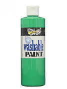Handy Art by Rock Paint 211-158 Washable Paint 1, Fluorescent Green, 470ml