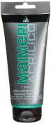 Maimeri 0924340 Acrilico Permanent Green Deep Acrylic Artists' Paint, 200-ml