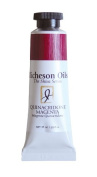 Jack Richeson Artist Oil Colours, 37ml, Quinacridone Magenta