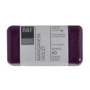 R & F Encaustic 40ml Paint, Manganese Violet