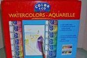 Colour & Co Watercolours