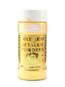 Gold Leaf & Metallic Co. Metallic and Mica Powders super brass mica 30ml