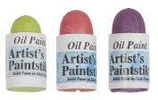Jack Richeson Shiva Oil Paintstik, Sorbet, Set of 3
