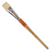 R & F Handmade Paints Encaustic Bright Paintbrush, No.14