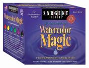 Sargent Art 22-6022 6-Count 30ml Watercolour Magic Kit