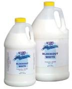 Sax True Flow Medium-Bodied Acrylics Blockout - 1.9l - White