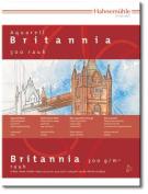 Hahnemuhle Britiannia- HAHNEMUHLE BRITANNIA Watercolour Block 300g/m2 - 140lbs ROUGH 30 x 40cm