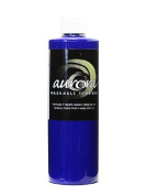 Chroma Inc. Aurora Washable Tempera blue [PACK OF 4 ]