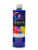 Chroma Inc. ChromaTemp Artists' Tempera Paint blue 500ml [PACK OF 3 ]