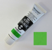 Turner Acryl Gouache 100 ml - Permanent Green Light