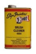 1-Shot 4004 Brush Cleaner Qt