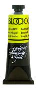 Blockx Baryte Yellow Oil Paint, 35ml Tube