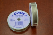 Bright .026 Acculon 49 Strands Beading Wire 100 Feet 1 Pc