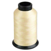Nymo® Nylon Seed Bead Thread Size B Tan 0.008 Inch 0.203mm, 90ml spool, approximately 2505 yards.