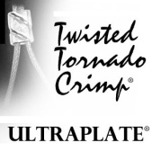 Twisted Tornado Crimp® Bella Flamed Copper ULTRAPLATE® .024 3mm