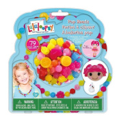 Lalaloopsy Pop Beads - Tippy Tumbelina