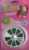 Groovy Green Collection - Bead Boutique #15027-PE-000