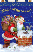 Sequin Banner, Magic of the Season, 41cm by 70cm