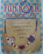 Country Kids - Fun Folk Necklace Kit - CWN016