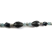 Creative Collection Bead Strand, Patch Fog Collection D