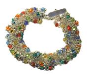 Beads East Fiesta Bead Crochet Bracelet Kit by Ann Benson