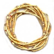 Zulugrass Bracelet or Necklace - Sunshine