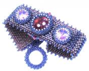 Beads East Blueberry Hill Beaded Bracelet Kit by Ann Benson