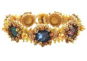 Beads East Czarina Beaded Bracelet Kit by Ann Benson