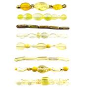 Creative Collection Bead Strand, Lemonade Collection