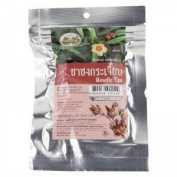 Thai Herbs Abhaibhubejhr Roselle Tea Herbal for Health 2.5 Gramme /10 Package Product of Thailand