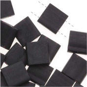 Matte Black Tila Beads 7.2 Gramme Tube By Miyuki Are a 2 Hole Flat Square Seed Bead 5x5mm 1.9mm Thick with .8mm Holes