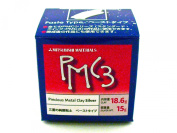 Mitsubishi PMC3 Precious Metal Clay Silver Thin Paste Type 18.6 grammes