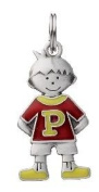 Initial Kid's Tag - Boy - P
