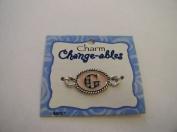 "Ganz Change-ables Charm ""G"""