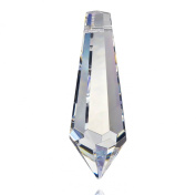 Connie Crystal 3.8cm Teardrop Crystal, 4 Units